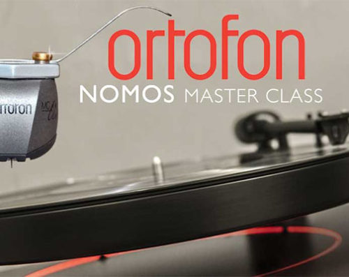 Ortofon/Nomos Master Class