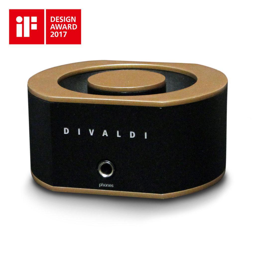 HEADPHONE AMPLIFIER AMP-01 GOLD