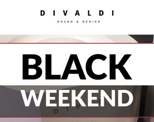 BLACK FRIDAY? BLACK WEEKEND!
