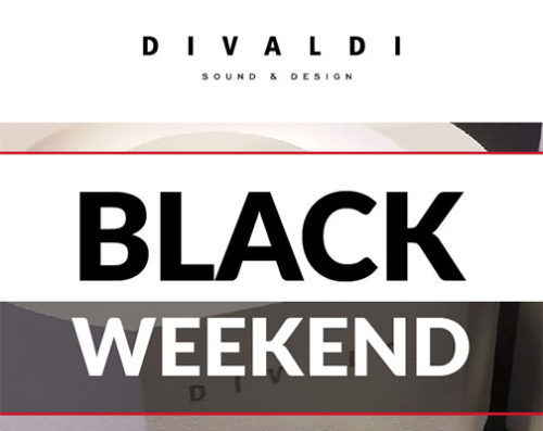 BLACK FRIDAY? BLACK WEEKEND!