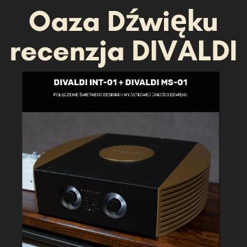 Oaza Dźwięku – test zestawu DIVALDI